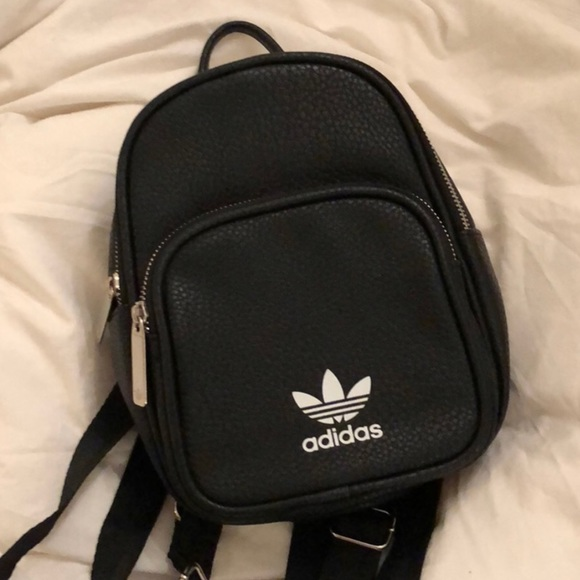 41d5855002 adidas Handbags - *RARE* MINI ADIDAS BACKPACK BLACK
